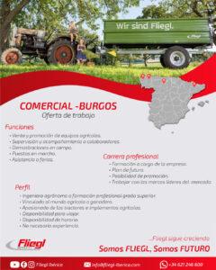 Comercial Burgos